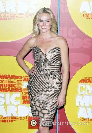 Laura Bell Bundy 2011 CMT Music Awards at The Bridgestone Arena  Nashville, Tennessee - 08.06.11