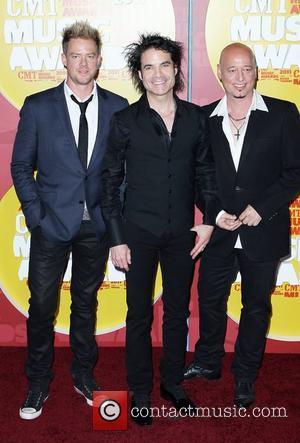 Train 2011 CMT Music Awards at The Bridgestone Arena  Nashville, Tennessee - 08.06.11