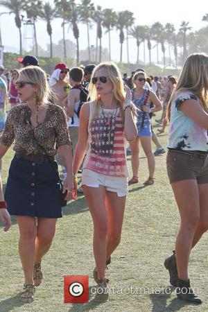 Coachella, Kate Bosworth