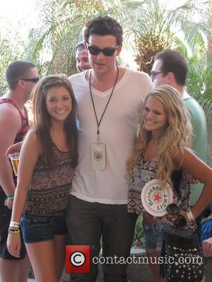 Cory Monteith Celebrities at the 2011 Coachella Valley Music and Arts Festival - Day 3 Indio, California - 17.04.11