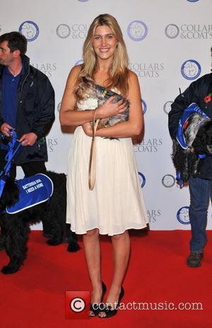 Cheska Hull Battersea Dogs & Cats Home's Collars & Coats Gala Ball 2011 held at the Battersea Evolution - Arrivals....