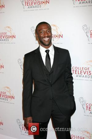 Aldis Hodge 32nd Annual College Television Awards held at the Renaissance Hotel Hollywood  Los Angeles, California - 09.04.11