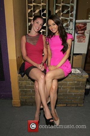 Carly Craig, Camilla Luddington 'Comediva' Web series Launch Party held at The Beauty Bar Hollywood, California - 21.04.11