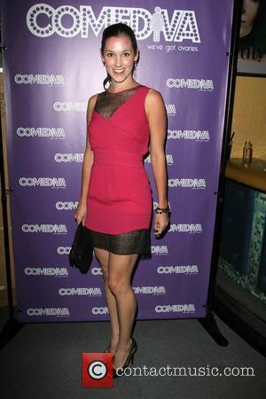 Carly Craig 'Comediva' Web series Launch Party held at The Beauty Bar Hollywood, California - 21.04.11