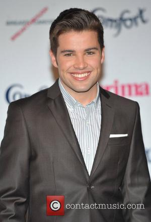 Joe McElderry Comfort Prima High Street Fashion Awards held at the Battersea Evolution. London, England - 08.09.11