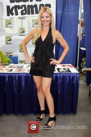 Clare Kramer   2011 Comic-Con Convention at San Diego Convetion Center - Day 1 - Arrivals San Diego, California...