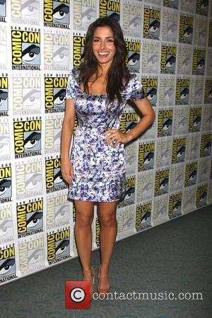 Sarah Shahi   2011 Comic-Con Convention at San Diego Convetion Center - Day 1 - Arrivals San Diego, California...