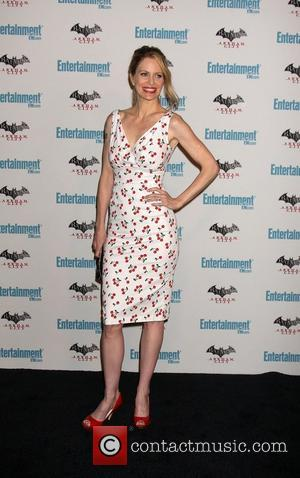 Kristin Bauer Comic-Con 2011 Day 4 - Entertainment Weekly Party - Arrivals San Diego, California - 24.07.11