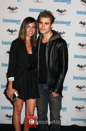 Torrey DeVitto and Paul Wesley Comic-Con 2011 Day 4 - Entertainment Weekly Party - Arrivals San Diego, California - 24.07.11