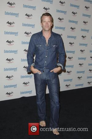 Thomas Jane Comic-Con 2011 Day 4 - Entertainment Weekly Party - Arrivals San Diego, California - 24.07.11