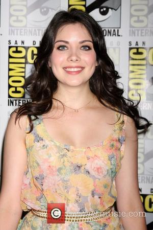 Grace Phipps 2011 Comic-Con Convention - Day 2 - 'The Nine Lives of Chloe King' - Press Conference Los Angeles,...