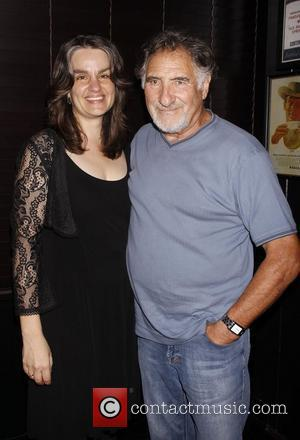 Pam MacKinnon, Judd Hirsch After party for the New York premiere of 'Completeness' held at Heartland Brewery. New York City,...