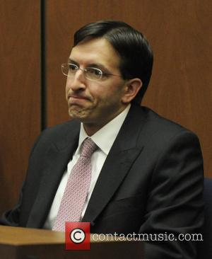 Amir Dan Rubin, the former Chief Operating Officer at UCLA Medical Center, testifies at the Conrad Murray involuntary manslaughter trial...