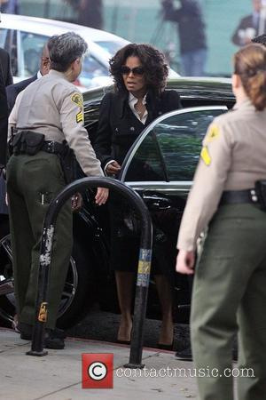 Janet Jackson arrives at Los Angeles Superior Court on day 4 of the Conrad Murray involuntary manslaughter trial  Los...