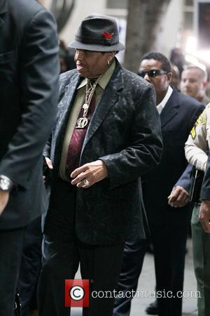 Joe Jackson arrives at Los Angeles Superior Court on day 4 of the Conrad Murray involuntary manslaughter trial  Los...