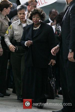 Katherine Jackson arrives at Los Angeles Superior Court on day 4 of the Conrad Murray involuntary manslaughter trial  Los...