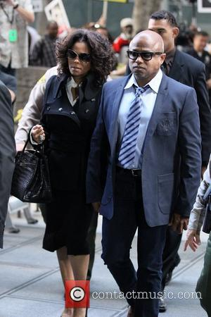 Janet Jackson and Randy Jackson arrives at Los Angeles Superior Court on day 4 of the Conrad Murray involuntary manslaughter...