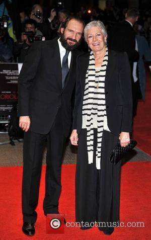 Ralph Fiennes, Vanessa Redgrave and Odeon West End