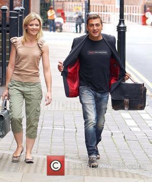Jane Danson and Chris Gascoyne