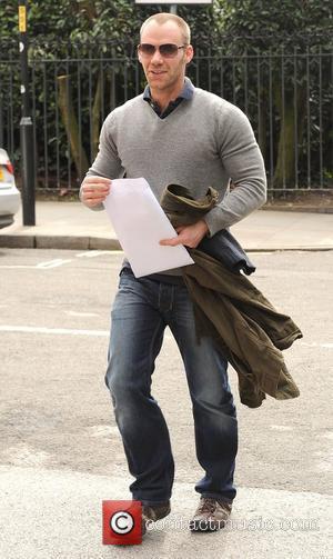 Coronation street star Will Thorpe at Granada studio's Manchester, England - 06.04.11