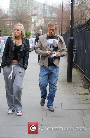 Sacha Parkinson, Chris Fountain and Coronation Street