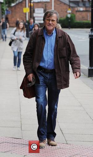 David Neilson at Granada Studios for the ITV soap 'Coronation Street'.  Manchester, England - 16.08.11