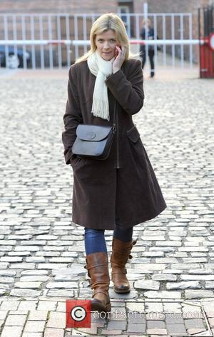 Jane Danson,  arrive at the Coronation Street film set at Granada Studios Manchester, England - 01.11.11