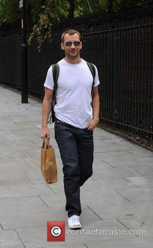 Charlie Condou arrives at Granada studio's Manchester Manchester, England - 09.08.11