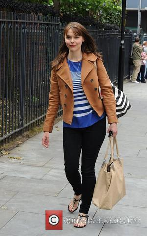 Kate Ford arrives at Granada studio's Manchester Manchester, England - 09.08.11
