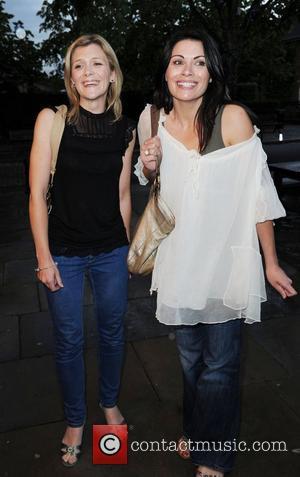 Jane Danson and Alison King