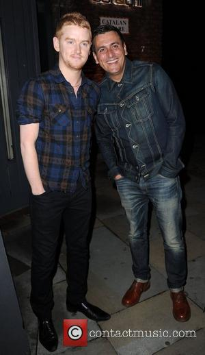 Mikey North and Chris Gascoyne