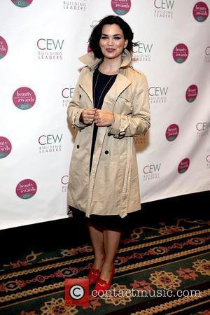 Karen Duffy 2011 Cosmetic Executive Women Beauty Awards held in The Jade Room at The Waldorf Astoria New York City...