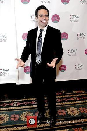 Mario Cantone 2011 Cosmetic Executive Women Beauty Awards held in The Jade Room at The Waldorf Astoria New York City...