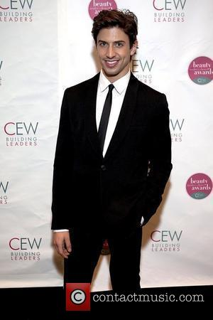 Nick Adams 2011 Cosmetic Executive Women Beauty Awards held in The Jade Room at The Waldorf Astoria New York City...