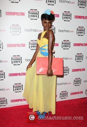 Shingai Shoniwa of The Noisettes The Cosmopolitan's Ultimate Women Awards 2011 - Arrivals London, England - 03.11.11