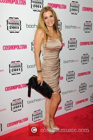 Linda Papadopoulos The Cosmopolitan's Ultimate Women Awards 2011 - Arrivals London, England - 03.11.11