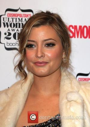 Holly Valance Reacts To Artem's Spinal Fracture