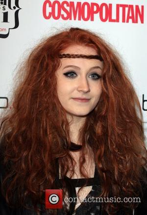 Janet Devlin The Cosmopolitan's Ultimate Women Awards 2011 - Arrivals London, England - 03.11.11