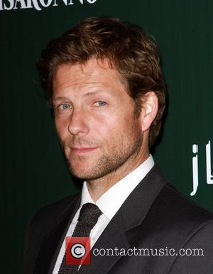 Jamie Bamber 13th Annual Costume Designers Guild Awards held at The Beverly Hilton hotel Beverly Hills, California - 22.02.11