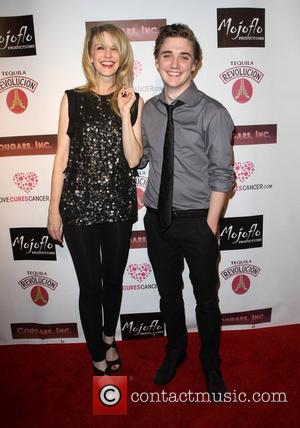 Kathryn Morris and Kyle Gallner Cougar Inc world premiere held at The Egyptian Theatre - Arrivals Los Angeles, California -...