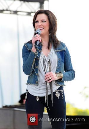 Martina McBride performs  KISS Country Chili Cookoff at C.B Smith Park  Pembroke Pines, Florida - 29.01.11