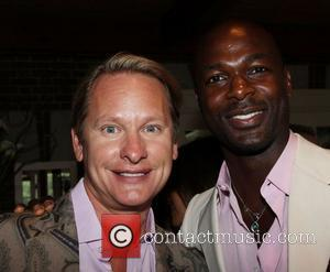 Carson Kressley and Derek Scott  The Couture Council Summer Party at the Boathouse in Central Park New York City,...
