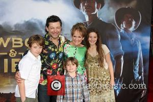 Andy Serkis  'Cowboys and Aliens' premiere at Civic Theater San Diego, California - 23.07.11