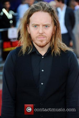 Tim Minchin Cowboys & Aliens premiere held at the O2 - arrivals London, England - 11.08.11