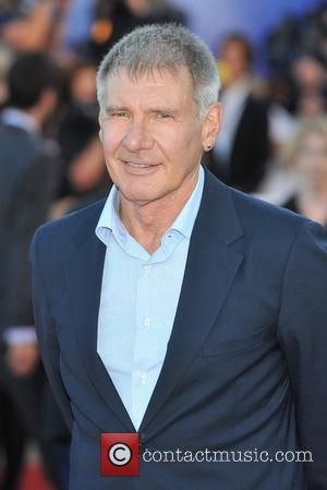 Harrison Ford Cowboys & Aliens - UK film premiere held at the O2 Arena - Arrivals London, England