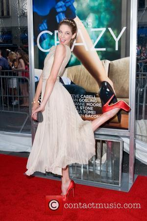 Analeigh Tipton World premiere of 'Crazy, Stupid, Love' held at the Ziegfeld Theater - Arrivals New York City, USA -...