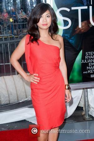 Liza Lapira  World premiere of 'Crazy, Stupid, Love' held at the Ziegfeld Theater - Arrivals New York City, USA...