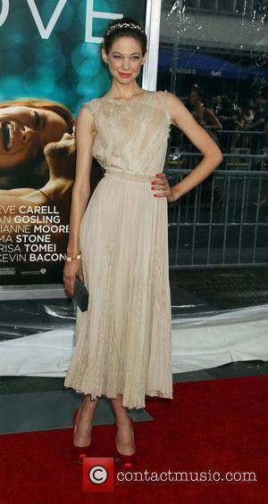 Analeigh Tipton  World premiere of 'Crazy, Stupid, Love' held at the Ziegfeld Theater - Arrivals  New York City,...