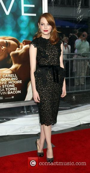 Emma Stone: Spiderman Is Sexiest Super-hero