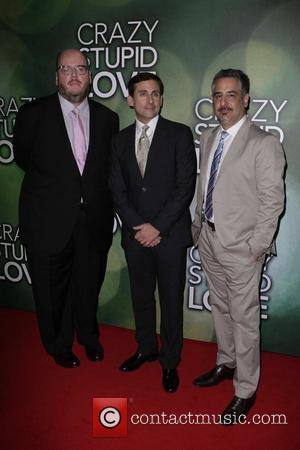John Requa, Glenn Ficarra and Steve Carell